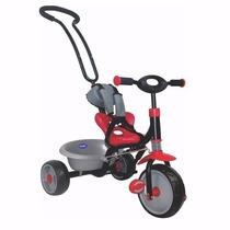 Triciclo Kiddy Con Manija Direccional Katricycle Punto Bebe