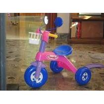 Triciclo De Nena Fiorella Como Nuevo