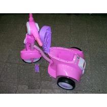 Triciclo Moto T \ Vespa Motoneta Con Luces Sonidos