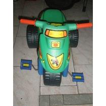 Triciclo Tipo Moto Scuter