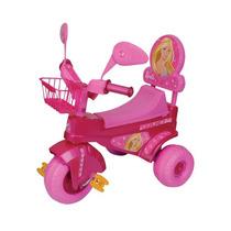 Triciclo Barbie Biemme