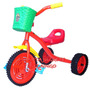 Triciclo Grande De Metal,reforzado Y Ruedas Goma,zona Oeste!