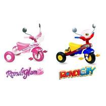 Triciclo Glam/city Rondi