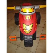 Triciclo Infantil Economico Ideal Nenas Y Nenes