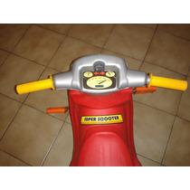 Triciclos Infantil Con Forma De Moto Scooter Para Nenes