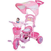 Triciclo Princesas Bebitos Xg8001
