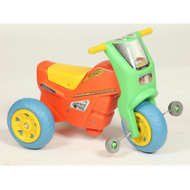 Triciclo- Moto Con Pedales
