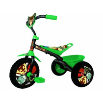 Triciclo Mid Ben 10 Unibike Original Con Garantia