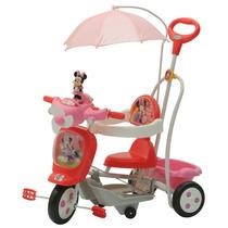 Triciclo Minnie 2 En 1 Bebitos Sr44r