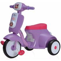 Triciclo Motoneta Musical Con Luces Y Sonidos Bebitos