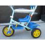 Triciclo Infantil Para Bebes Metalico
