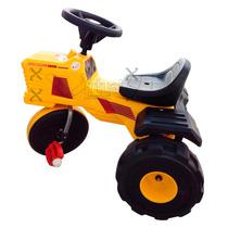 Triciclo Tractor Volante/bocina, Rodacross