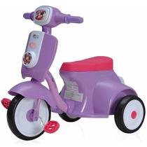 Triciclo Infantil Scooter Motoneta De Lujo Baby Shopping