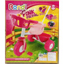 Triciclo Pink Metal Rondi