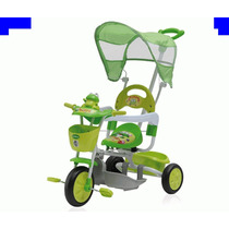 Bebitos Triciclo Sapito Ranita C/capota Zap Xg3205