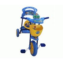 Bebitos Triciclo Toy Story Basico Zap Xg-13401n To
