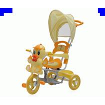 Bebitos Triciclo Patito Zap Xg3413v Xg3412v