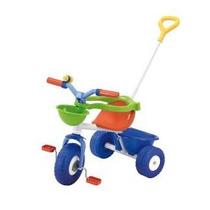 Triciclo De Metal Azul Nene Rondi Jugueteria Bloque