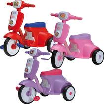 Triciclo Motoneta Disney Xg5309