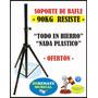 Pie Soporte Tripode Para Bafles - Dlx - 90 Kg Resistencia -
