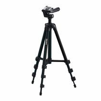 Tripode P/ Camara Fotos Filmadora Daza 1.06 M 1kg Con Bolso