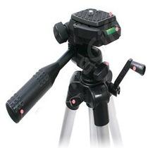 Tripode P/ Camara Fotos Filmadora 1.20m Con Bolso + Regalo