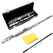 Flauta Traversa Profesional Con Estuche En Stock Y Cuotas