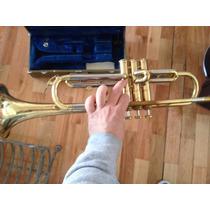 Trompeta Buescher - Bu-7 . Boquilla Vincent Bach