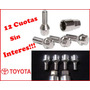 Tuercas De Seguridad Para Toyota Hilux