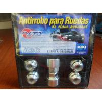 Tuercas Antirrobo Ford Focus Llanta De Aleacion