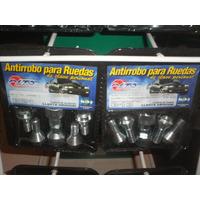 Kit De Antirrobos Codificados Para Llantas De Ford Focus