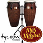 Tycoon Stc-1 B Congas Supremo Select Series 10 +11 C/sop