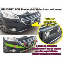 Protector De Paragolpe Peugeot 208