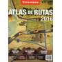Atlas De Ruta 2016.c Estaciones De Gnc.brasil Chile Uru Arg