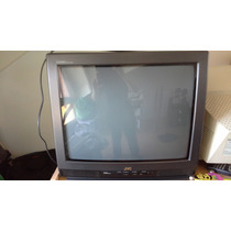 Televisor Jvc 21 Pulgadas Con Ctrol.