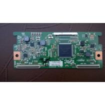 Placa T-con Para Tv Led Philips 42pfl3007d/77 Funcionando Ok