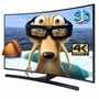 Tv Smart Led Samsung 55 4k Quad Core Hdmi Tda Nuevo Modelo