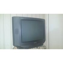 Tv Sony Trinitron 21 Pulgadas Kv-21se40a
