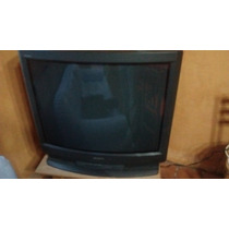 Tv Sony Trinitron 34 Pulgadas-impecable-