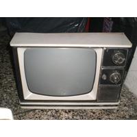 Tv 12 B/n Retro.del 70 .a Reparar.