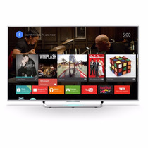 Led Smart Sony 65 Android Tv 4k Ultra Hd Xbr65x855c Gtia Of