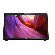 Tv Led Hd 24 Philips Mod 24phg4109 Hdmi Tda Integrado