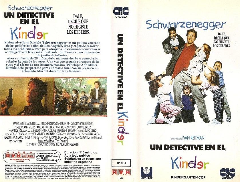 Un Detective en el Kinder (1990) [Zippyshare]