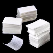 100 Wipes Nail Paños Gelificadas Semipermanente Esculpidas