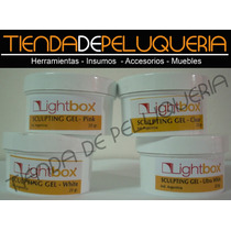 Gel O Power Seal Para Cabina Uv Uñas Gelificadas Lightbox