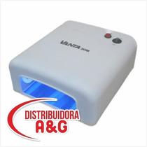 Cabina Uv Gel 36 Watts