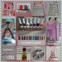 Kit Super Completo Nail Art Decoración De Uñas Liner