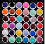 Gel Esmaltado Uv X 36 Colores Cabina Uñas Gelificadas Oferta