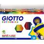 Lapices Giotto Supermina X 36 Unidades Mina 3,8m