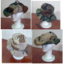 Boonie Hat (sombrero Junglero) Reversible Airsoft/paintball